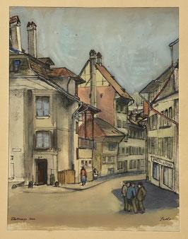 Müller Paolo, «Matteenge Bern», (bereits verkauft)