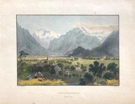 Bartelett W. H., Interlaken, (bereits verkauft)