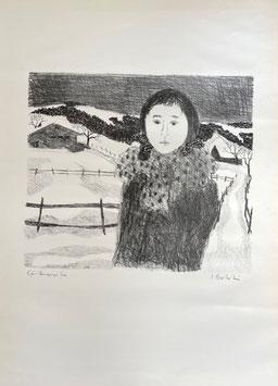Ramseier Ernst, «Wintermädchen»