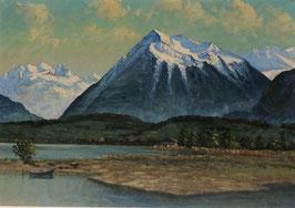 Erni J.M., «Niesen», 1943, (bereits verkauft)