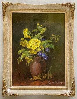 Derendinger-Roux R., «Stilleben mit Blumen», (bereits verkauft)
