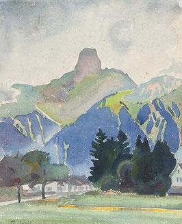 Bandi Hans, «Stockhorn», (bereits verkauft)