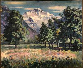 Bandi Hans, «Jungfrau»