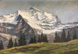 Baumann Ernst, «Jungfrau», (bereits verkauft)