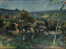Schär Robert, «Obstgarten», (bereits verkauft)