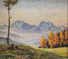 Christener K., «Doldenhorn/Balmhorn»