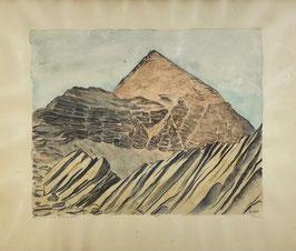 Glaus Alfred «Berglandschaft»