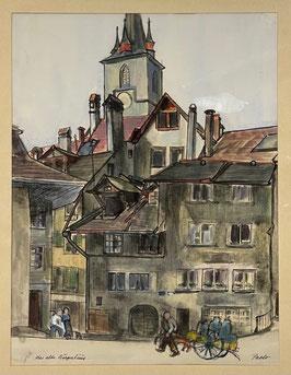 Müller Paolo, «Das alte Bürgerhüüs Bern», (bereits verkauft)