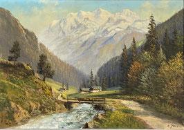 Augsburger A., «Gasterntal», (bereits verkauft)