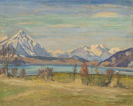 Bandi Hans, «Weissenau, Unterseen», (bereits verkauft)