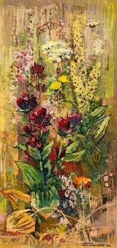 Schwarzenbach Armin, «Blumengarten», (bereits verkauft)
