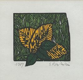 Ramseier Ernst, «Blätter», (bereits verkauft)