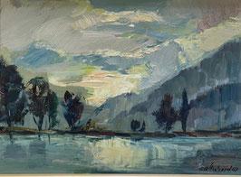Ritschard Gustav, «Landschaft» (bereits verkauft)
