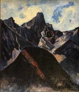Krebs Walter, «Stockhorn»