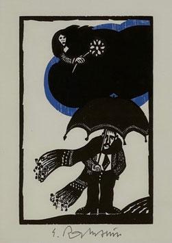 Ramseier Ernst, «Regenwolke»