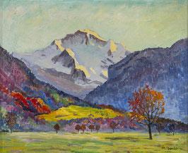 Bandi Hans, «Jungfrau», (bereits verkauft)