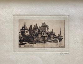 Engel W., «Oberhofen», (bereits verkauft)