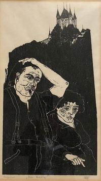 Jenzer Jakob, «Türe Ruschtig», (bereits verkauft)