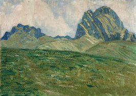 Glaus Alfred, «Berglandschaft»