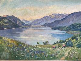 Bandi Hans, «Im Zälg Örtlimatt», (bereits verkauft)