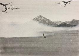 Colombi Uli, «Nebel», 2000, (bereits verkauft)