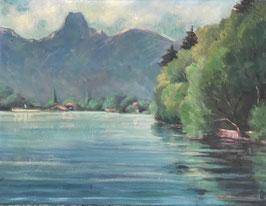 Aeberhard W., «Thunersee mit Stockhorn», (bereits verkauft)0