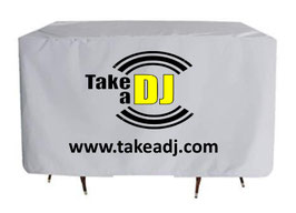 DJ Promo - Embroze Tisch Scrim Custom (Outdoor)
