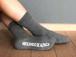 DEINE Alpaka Socke