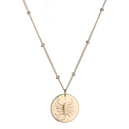 STERRENBEELD KETTING - SCORPION
