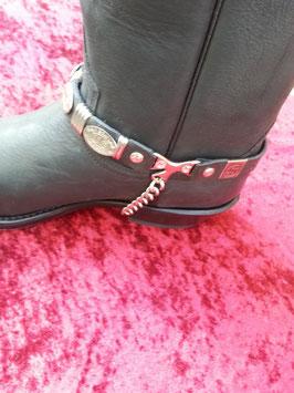 Sendra Stiefelband 54 black