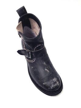 Engineer Boots Low  Herren 2976 carol Rasp. neg.