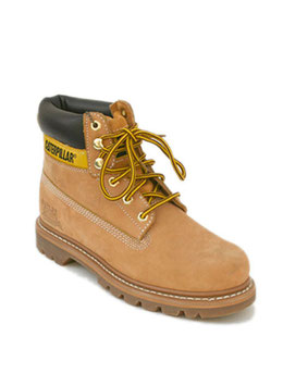 Caterpillar Arbeitsschuhe Working Boots Damen / Herren Colorado Honey
