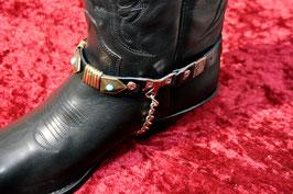 Sendra Stiefelband 50 black,