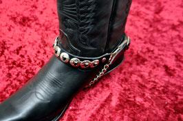 Sendra Stiefelband 43 Black