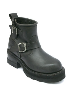 Engineer Boots Low Damen / Herren 2976 Tank Negro