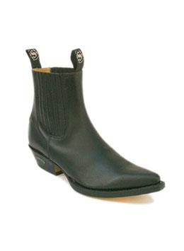 Stiefelette Ankle Boots Sendra 1692 Pico Negro