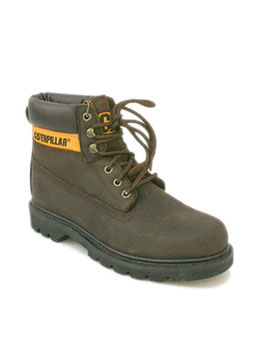 Caterpillar Arbeitsschuhe Working Boots Damen / Herren Colorado Brown