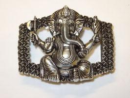 Gürtelschnalle Ganesh. Zur Zeit nicht lieferbar!