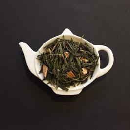 Kieler Fördemischung - Grüner Tee - Kräuterzauber