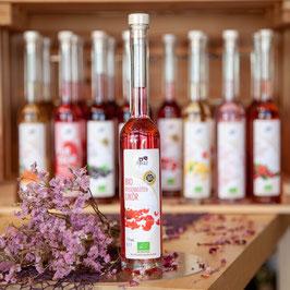 Rosenblüten Likör