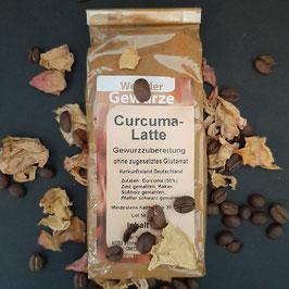 Curcuma Latte