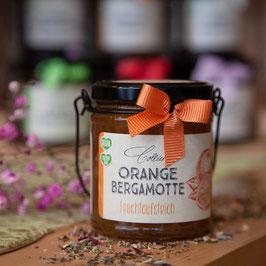 Orange Bergamotte im Henkelglas
