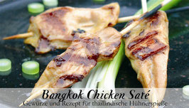 Bangkok Chicken Saté - Soulfood Gewürzkasten