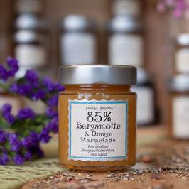 85% Bergamotte & Orange