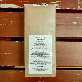 Darjeeling FTGFOP first flush Transfair Plantage Oaks - 250g Paket