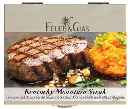 Kentucky Mountain Steak - Soulfood Gewürzkasten