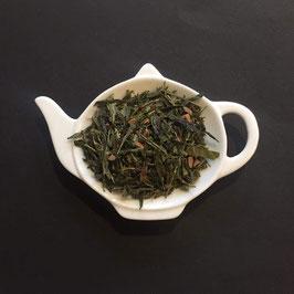 Kieler Fördemischung - Grüner Tee - Zimt