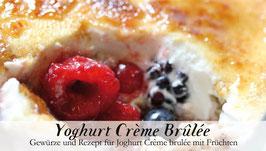 Yoghurt Crème Brûlée - Soulfood Gewürzkasten