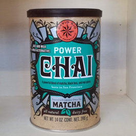 Power Matcha Chai