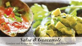Salsa & Guacamole - Soulfood Gewürzkasten